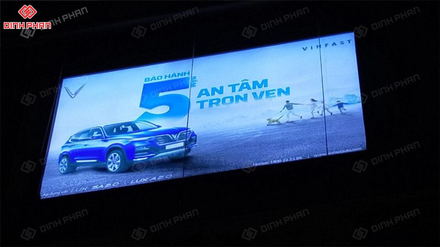 bảng hiệu quảng cáo hộp đèn