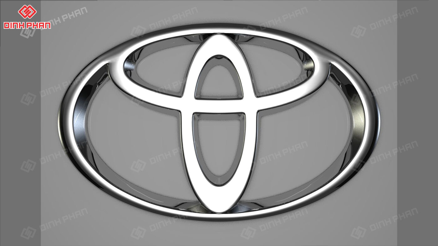 logo mạ crom